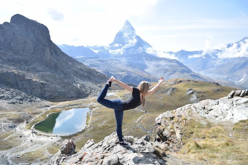 Chrissy Yoga 2